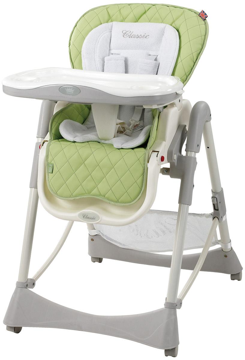Happy Baby Стульчик для кормления William Green