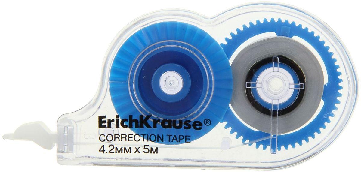 Корректирующая лента Techno White Mini 4,2 мм х 5 м1013712Удобна для корректирования строчного текста. 4,2 мм*5 м. В пакетике.
