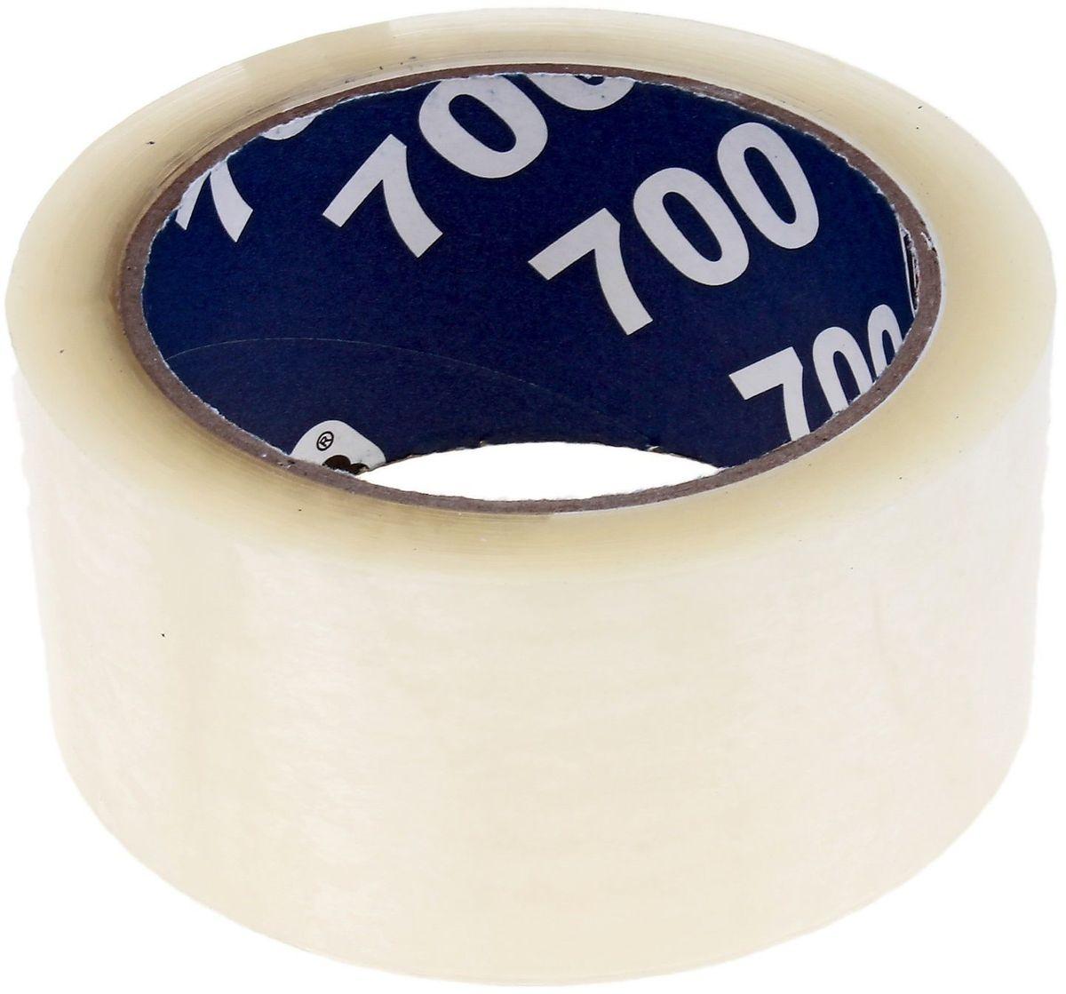 Unibob Клейкая лента 48 мм х 66 м цвет прозрачный 691937