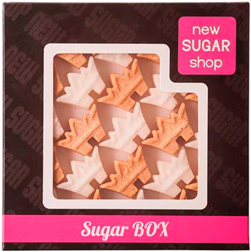 Sugar Box Короны фигурный сахар, 230 г00-00000034Производитель делает с любовью своими руками оригинальные формы для вашего стола, юбилея или в подарок. Порадуйте себя и своих близких оригинальными формами сахара. С фигурным сахаром ваше чаепитие будет неповторимым.