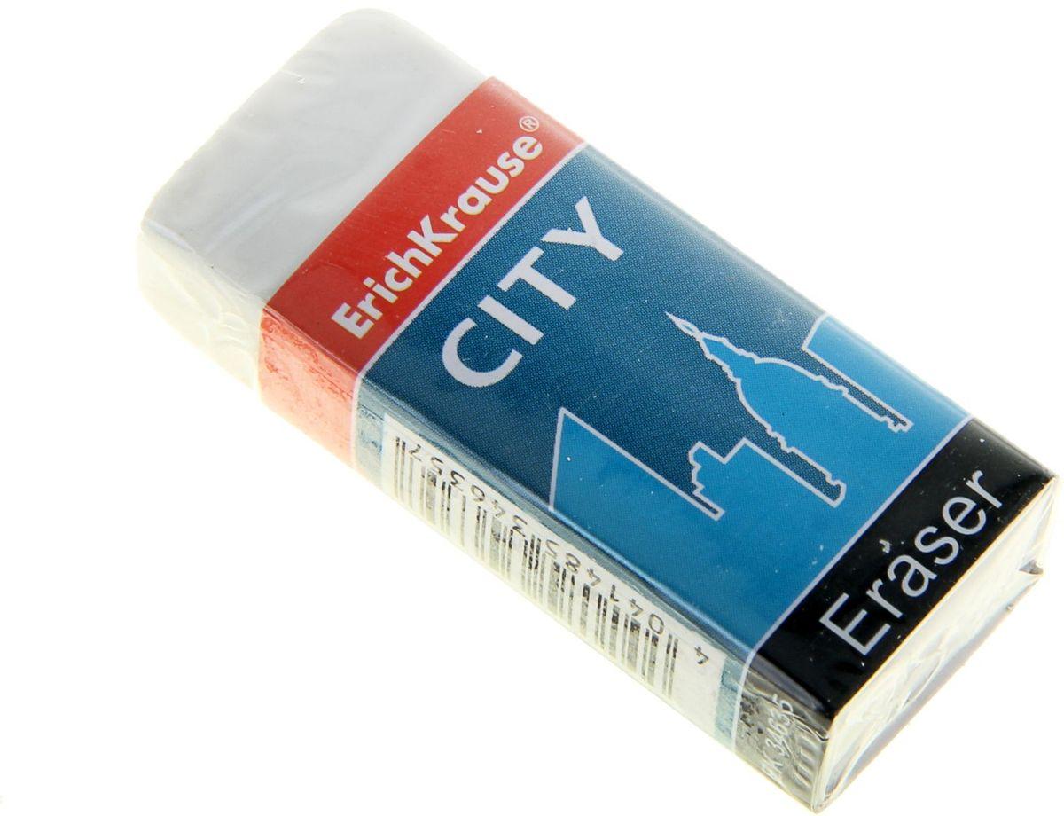Erich Krause Ластик City1013717Ластик особой мягкости. Предназначен для стирания рисунков и набросков, сделанных карандашами нормальной и высокой мягкости (HB-4B). Ластик продается в защитном картонном футляре для предотвращения загрязнения при работе.