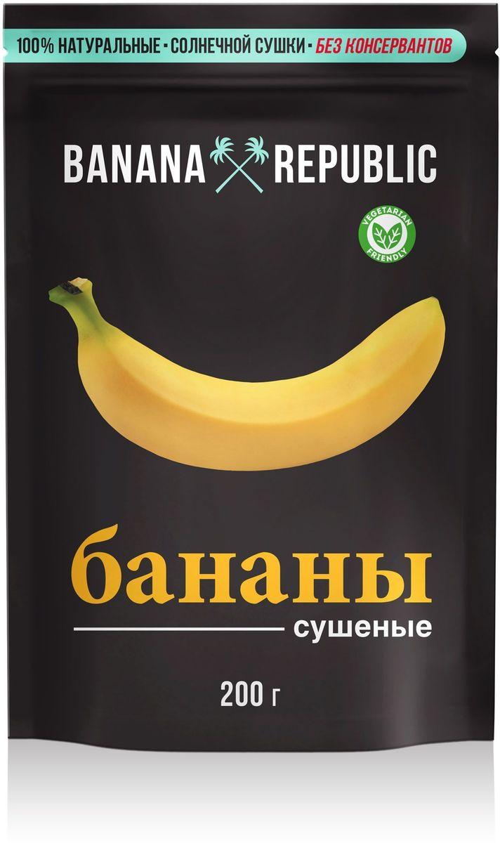 Banana Republic банан сушеный, 200 г14.5442