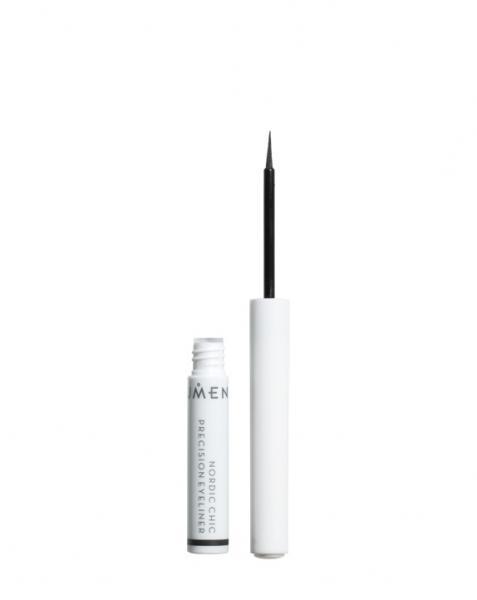 Lumene Nordic Chic Лайнер для век №01, оттенок черныйNL41-83501Ультра-стойкий результат. Точное нанесение благодаря удобному аппликатору. Интенсивный оттенок.