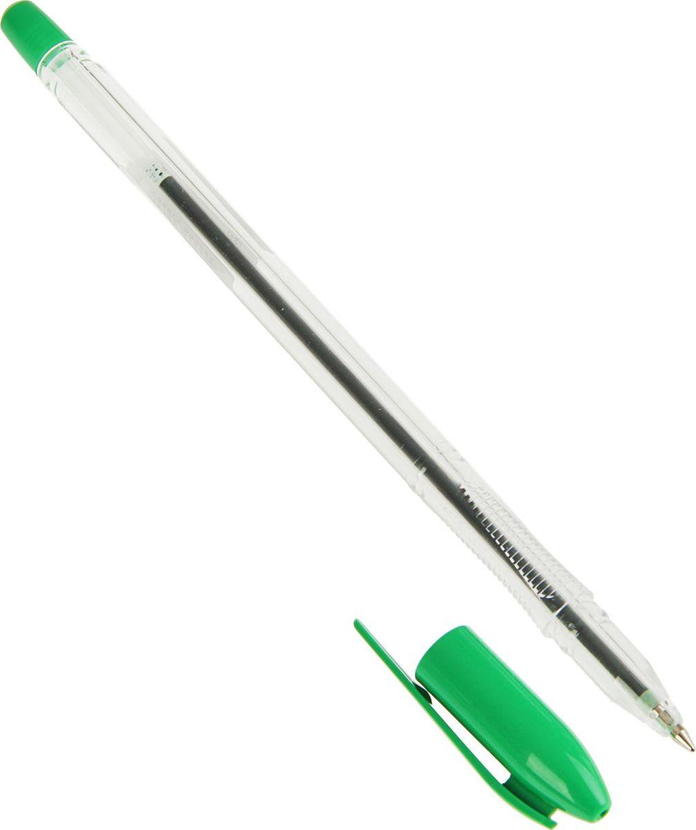 Стамм Ручка шариковая VeGa зеленая1889847