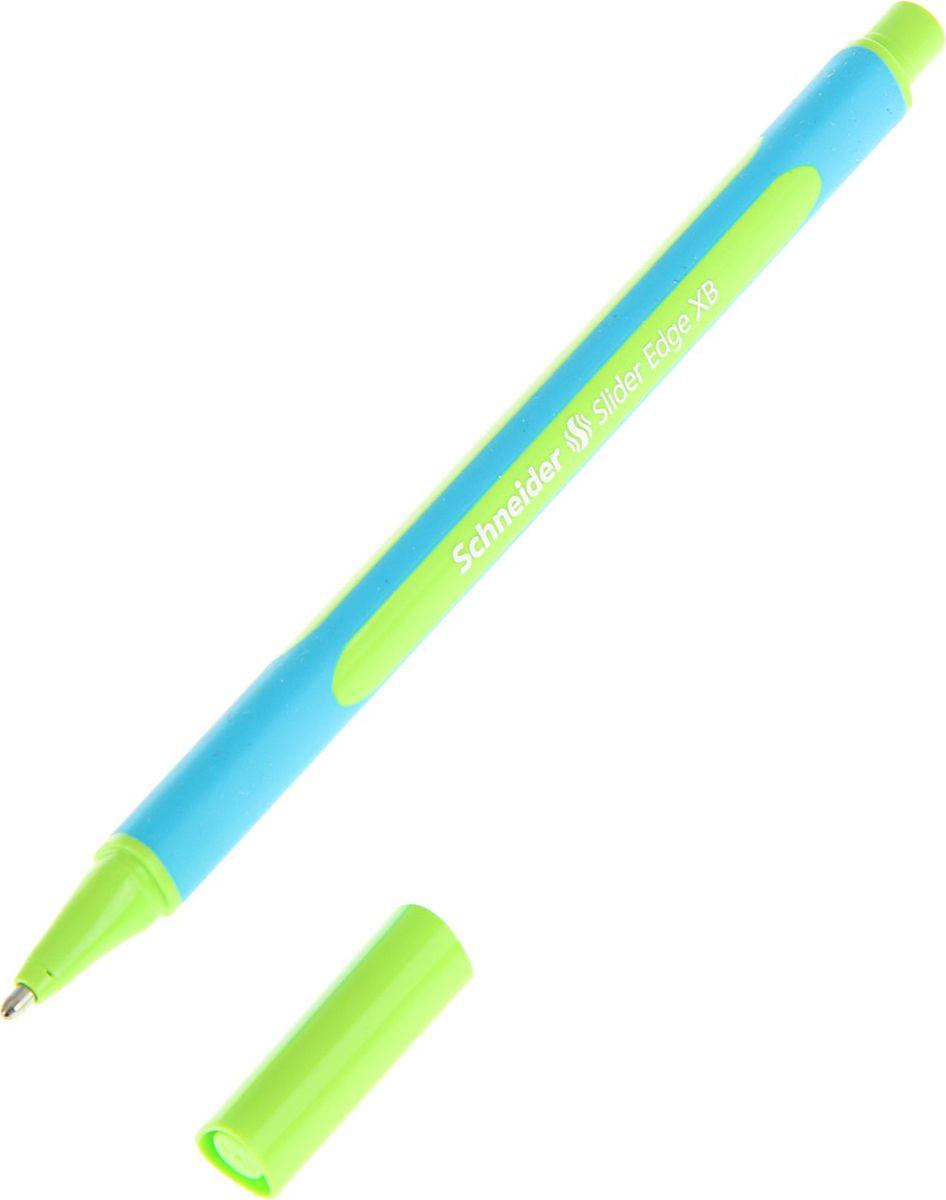 Schneider Ручка шариковая Slaider Edge XB светло-зеленая1970985