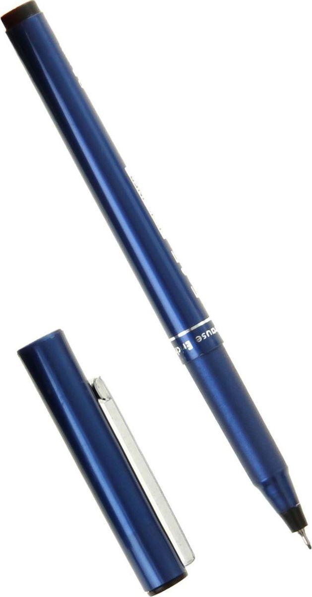 Erich Krause Ручка капиллярная F-15 черная72523WDРучка капиллярная Erich Krause F-15 - поможет организовать ваше рабочее пространство и время. Изделия данной категории необходимы любому человеку независимо от рода его деятельности.