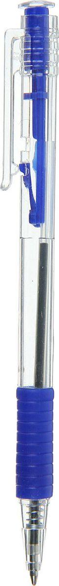 Командор Ручка шариковая Хит синяя1293654— классическая шариковая ручка. Если вы ценитель качества, удобства и не любите отвлекаться на разные мелочи, то этот товар для вас. Шариковый пишущий узел и паста на масляной основе сделали такой вид ручки самым распространенным и популярным во всем мире. Шариковые ручки самые экономичные, их надолго хватает. Писать этими ручками легко и удобно, густые чернила не растекаются на бумаге и не вытекают при переноске. Выгодно заказывайте шариковые ручки оптом на нашем сайте — выбирайте практичность и надежность.