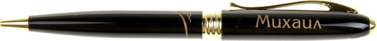 Noname Ручка шариковая Тайна имени Михаил синяя 865618
