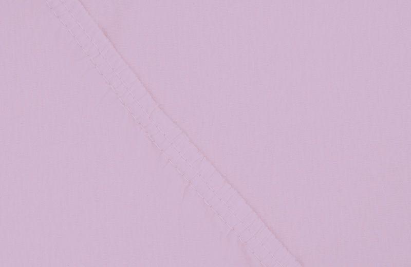 Простыня на резинке Ecotex Поплин, цвет: сиреневый, 160 х 200 смПРРП16 сиреневыйПростыня на резинке по всему периметру – это очень удобно! Она всегда ровно, без единой морщинки, застилает матрас. Легко заправляется и фиксируется с помощью «юбки» с резинкой по всему периметру. Нежное прикосновение к телу бархатного на ощупь хлопка, мягкая фактура ткани – вот основное преимущество трикотажных простыней на резинке. Они практичны в уходе, не требуют глажения после стирки, мягкие, экологичные, защищают матрас от загрязнений.