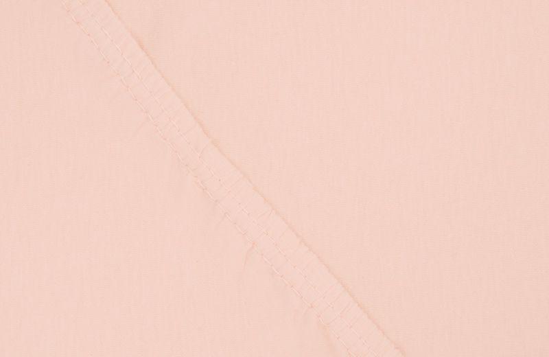 Простыня на резинке Ecotex Поплин, цвет: персиковый, 180 х 200 смПАВ57Простыня на резинке по всему периметру – это очень удобно! Она всегда ровно, без единой морщинки, застилает матрас. Легко заправляется и фиксируется с помощью «юбки» с резинкой по всему периметру. Нежное прикосновение к телу бархатного на ощупь хлопка, мягкая фактура ткани – вот основное преимущество трикотажных простыней на резинке. Они практичны в уходе, не требуют глажения после стирки, мягкие, экологичные, защищают матрас от загрязнений.