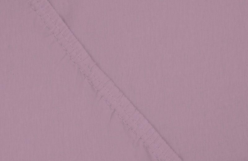 Простыня на резинке Ecotex, цвет: фиолетовый, 140 х 200 смПРТ14 фиолетовыйЗдоровый сон – залог хорошего самочувствия на протяжении всего дня. Простыня на резинке по всему периметру – это очень удобно! Она всегда ровно, без единой морщинки, застилает матрас. Легко заправляется и фиксируется с помощью «юбки» с резинкой по всему периметру. Нежное прикосновение к телу бархатного на ощупь хлопка, мягкая фактура ткани – вот основное преимущество трикотажных простыней на резинке. Они практичны в уходе, не требуют глажения после стирки, мягкие, экологичные, защищают матрас от загрязнений.