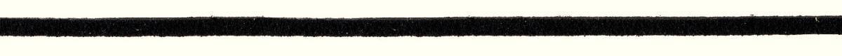 Лента для рукоделия Prym, цвет: черный, 3 мм, 3 м916484