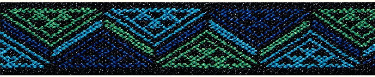 Лента эластичная Prym Color. Треугольник, 25 мм, 7 м. 957452957452
