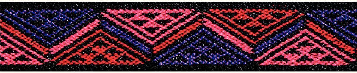 Лента эластичная Prym Color. Треугольник, 25 мм, 7 м957453