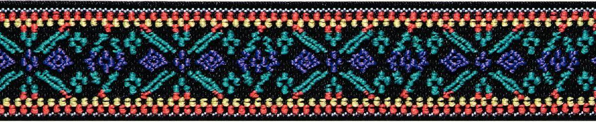 Лента эластичная Prym Color. Цветок, 25 мм, 7 м. 957455957455