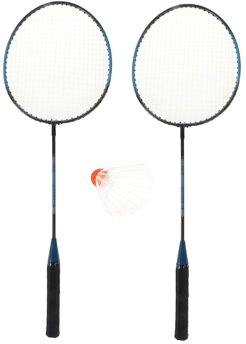 Набор для бадминтона Sport Elite, 3 предмета. 1121016852/RJ2096 батут sport elite r 1266 диаметр 125 см