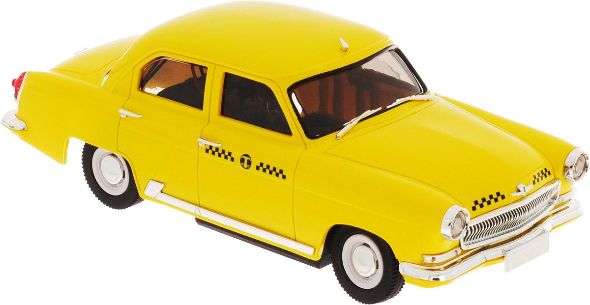 Pilotage Радиоуправляемая модель Волга ГАЗ21 цвет желтый хочу автомобиль б у в волгограде газ 3110 или 3105
