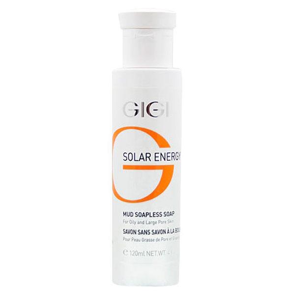 GIGI Мыло ихтиоловое Solar Energy, 120 млБ33041_шампунь-барбарис и липа, скраб -черная смородинаЖидкое безмыльное мыло желтовато-бежевого цвета с приятным лечебным запахом. Действие: Хорошо очищает кожу от загрязнений, остатков декоративной косметики и избытка кожного жира, способствует рассасыванию пятен и инфильтратов, осветляет кожу. Активные ингредиенты: минеральная вода Мертвого моря, салициловая кислота, грязь Мертвого моря, ихтиол, аллантоин, хлорид натрия, лауретсульфат натрия.