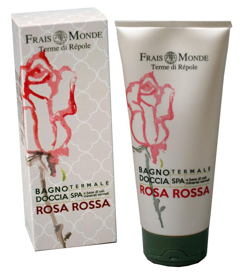 Frais Monde Гель для душа - Пена для ванны с ароматом красной розы, 200 млFMFBD36Нежная и мягкая пена для расслабляющей ванны обволакивает кожу и оставляет приятный аромат красной розы. Благодаря мягкой формуле можно использовать в качестве геля для душа. Не содержит парабенов, ПЭГ и никеля.