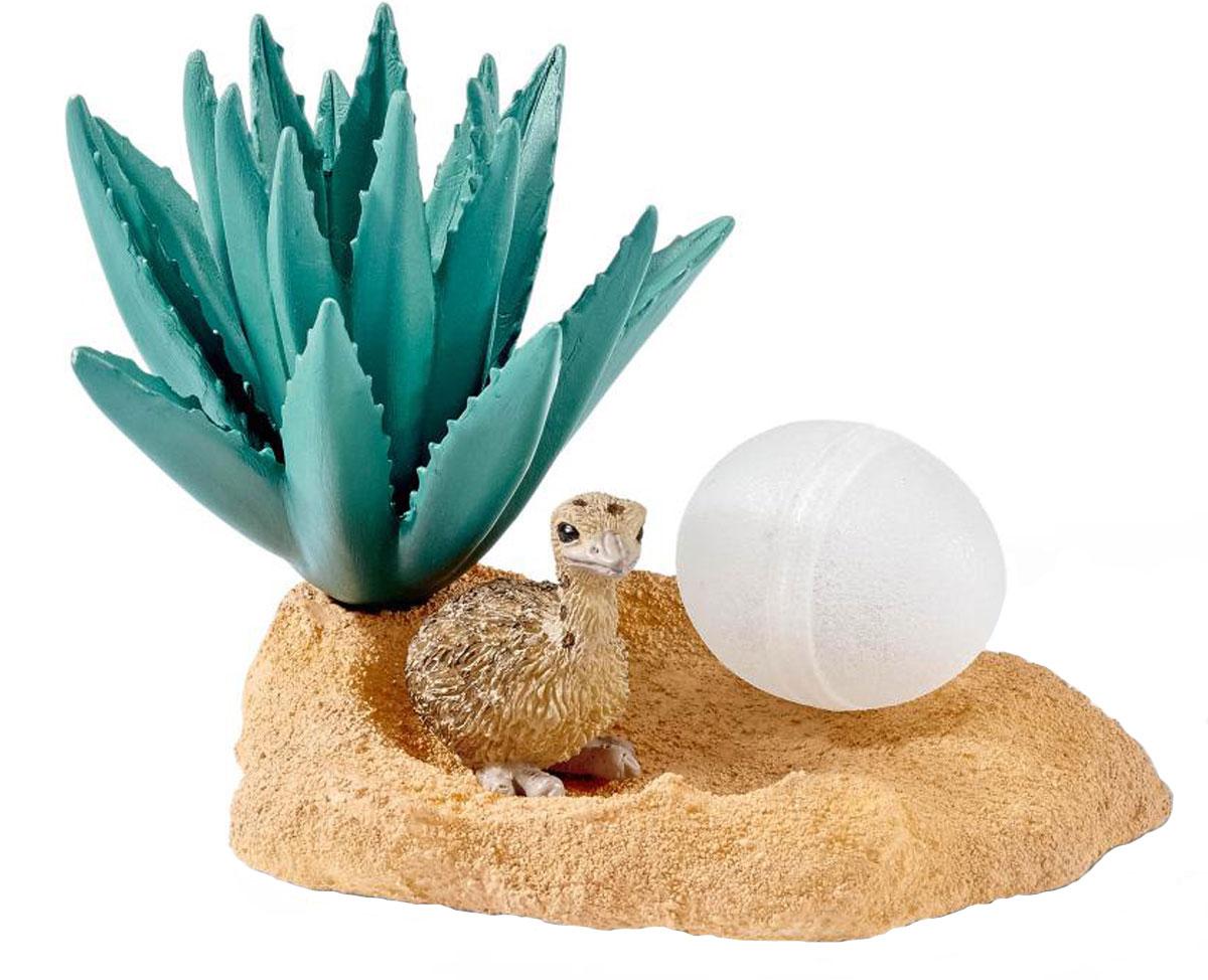 Schleich Игровой набор Страусиное гнездо