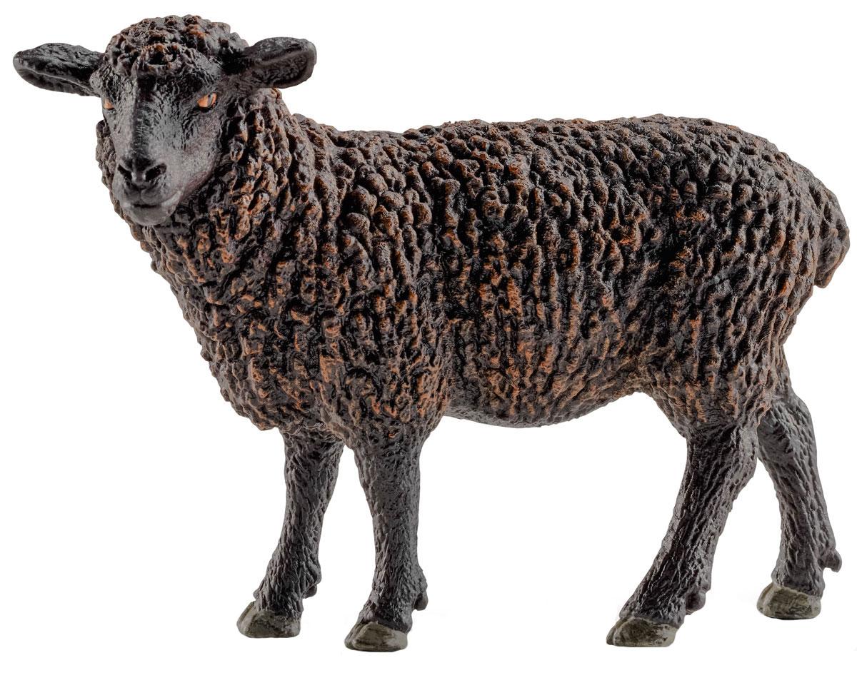 Schleich Фигурка Черная овца schleich фигурка черная пантера