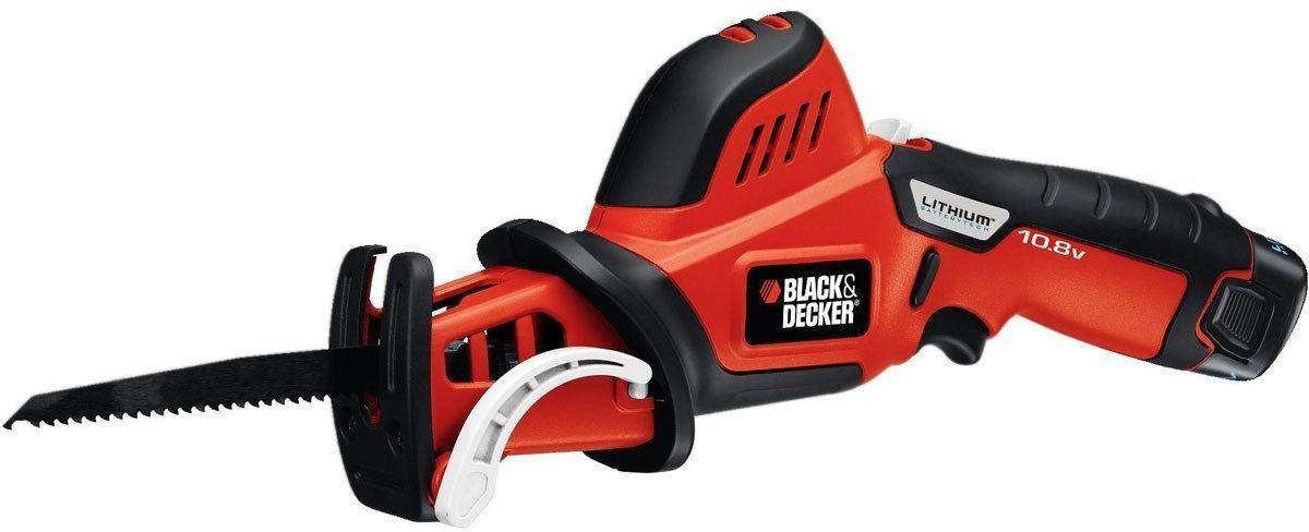 Сучкорез Black&Decker GKC108, аккумуляторный
