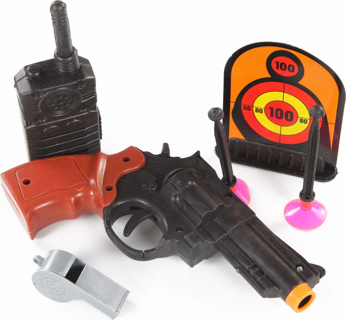 Yako Игровой набор Полиция M6083