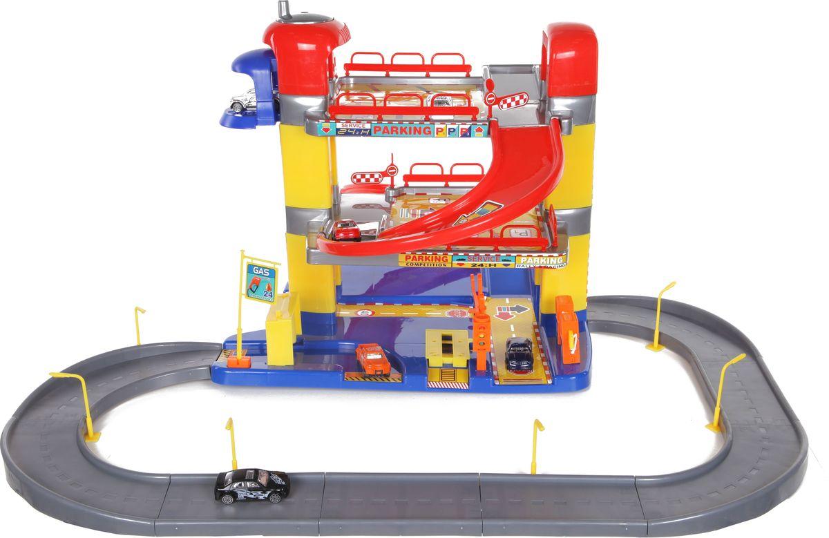 Yako Игровой набор Автопарковка Y3941640