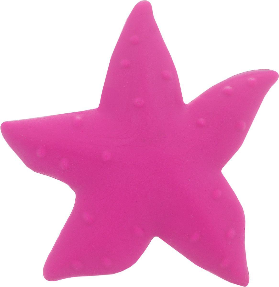 Brunnen Ластик Обитатели моря Звезда цвет розовый 29968-26\BCD_розовый/звезда