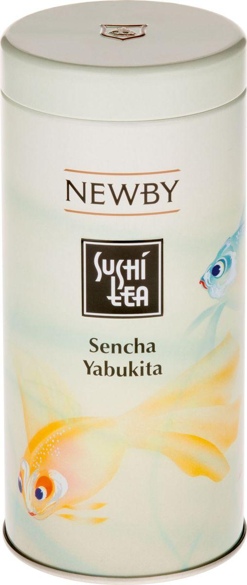 Newby Sushi tea Sencha Yabukita зеленый листовой чай, 100 г0120710Чай Сенча собирается вручную ранней весной, когда его вкус и аромат достигают своего пика. По японской традиции молодые листочки бережно обрабатываются паром для создания уникального мягкого вкуса.Вкусовые характеристики:Цвет настоя: светло-желтыйАромат: легкий аромат рисаВкус: сбалансированныйПослевкусие: мягкоеСпособ приготовления:Используйте свежекипячёную воду и дайте ей остыть до температуры 80°С. Заваривать 2-3 мин.Ингредиенты: Зеленый чай