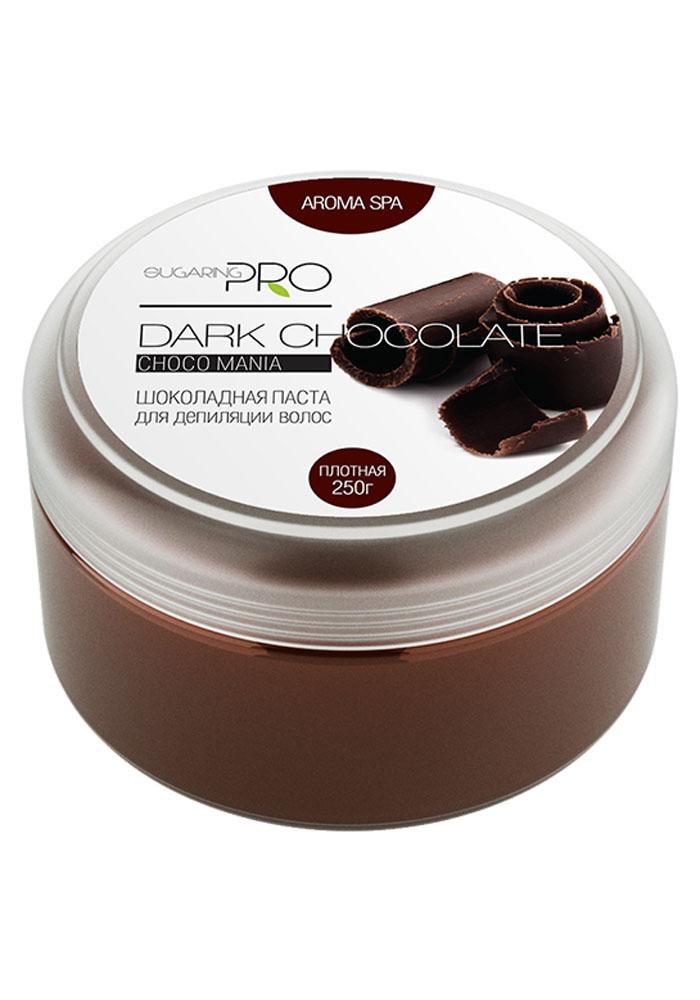 Sugaring Pro Сахарная паста Горький шоколад плотная, 250 гУТ000008524Самая плотная сахарная паста для мануальной техники шугаринга темных жестких волос (от 3 мм). При удалении волос не травмирует живые клетки кожи и не вызывает раздражений. Рекомендуется для депиляции на участках кожи с повышенной влажностью и температурой (подмышки, область бикини), а также для работы в жарких, влажных и плохо кондиционируемых помещениях или для косметологов с горячими руками. Гипоаллергенна.