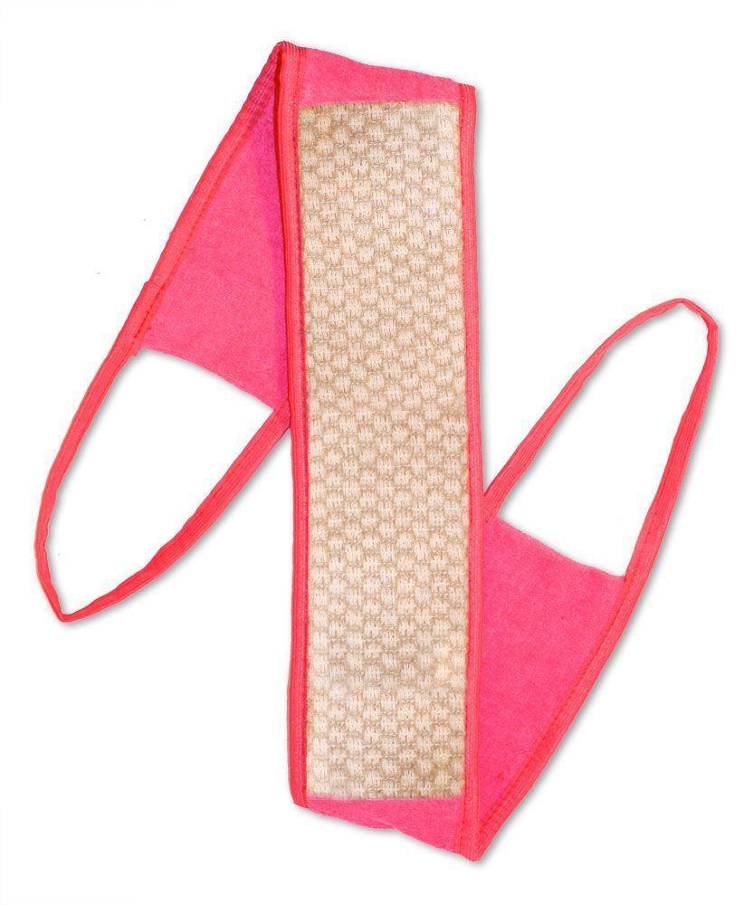 Мочалка Eva Ladies, с ручками. М25225010777142037Специализированная серия для женщин с привлекательным дизайном упаковки и лучшими потребительскими свойствами.