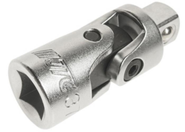JTC Переходник карданный. JTC-37205104Размер: 3/8 мм.Оснащен пружиной с преднатягом.