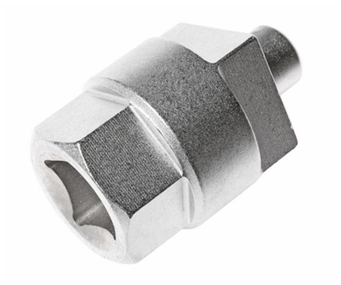 JTC Адаптер для проворачивания коленвала (Volkswagen, Audi). JTC-40352706 (ПО)Специально предназначен для проворачивания коленвала и его установки в определенное положение при настройке фаз ГРМ. Применение: Ауди (Audi) А6 с 2005 г.в, Ауди (Audi),А8 2003 г.в. Модель двигателя: 6-цилиндровый двигатель 2.4 л.; 6-цилиндровый двигатель 3.2. л. FSI; 8-цилиндровый двигатель, 6- и 8- цилиндровый TDI Common Rail. Оригинальный номер приспособления: Т40058. Количество в оптовой упаковке: 10 шт. Габаритные размеры: 115/90/40 мм. (Д/Ш/В) Вес: 151 гр.