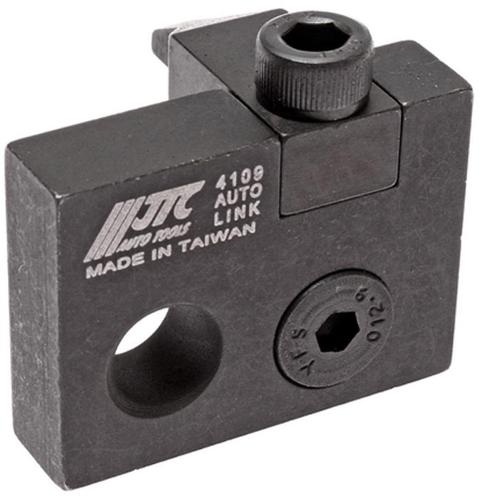 JTC Фиксатор зубчатого колеса топливного насоса (Volkswagen, Audi). JTC-4109JTC-4109Предназначен для фиксации звездочки привода насоса высокого давления. Применяется на автомобилях с механическим насосом. Применение: Passat 2006›, Touareg 2003›, Ауди (Audi) Q7›, а также дизельные двигатели. Используется при регулировке фаз газораспределения на 6-цилиндровых двигателях объемом 3.0, 3.6 л. 4V. Тип двигателя: BLV, BHL, BHK. Оригинальный номер: Т10332. Габаритные размеры: 70/60/60 мм. (Д/Ш/В) Вес: 123 гр.