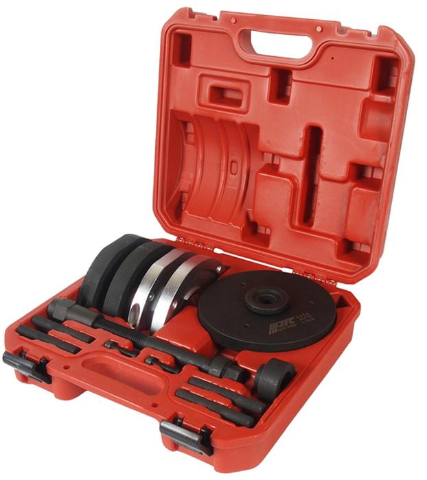 JTC Набор для замены ступичных подшипников, диаметр 78 мм. JTC-43065104Специально предназначен для монтажа/демонтажа ступичных подшипников.Замена производится прямо на автомобиле. Внешний диаметр подшипника: 78 мм. Применение: Форд (Ford) Focus, C-Max; Мазда (Mazda) М3; Вольво (Volvo) С30, С70, S40, V50. Упаковка: прочный переносной кейс.Габаритные размеры: 340/315/115 мм. (Д/Ш/В)Вес: 10490 гр.ПОДРОБНАЯ ВИДЕОИНСТРУКЦИЯ