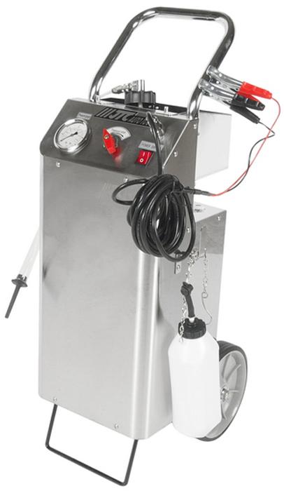 JTC Приспособление для прокачки тормозов с электроприводом. JTC-43325104Приспособление для прокачки тормозов с электрическим приводом. Подходит как для прокачки тормозной системы, так и для прокачки гидравлической системы привода сцеплений. В комплект входят адаптеры для автомобилей европейского производства, оборудованных системой ABS. Регулируемая величина напряжения, автоматическое отключение для защиты тормозной системы. Объем емкости: 5 л. Питание: 12В постоянного тока.
