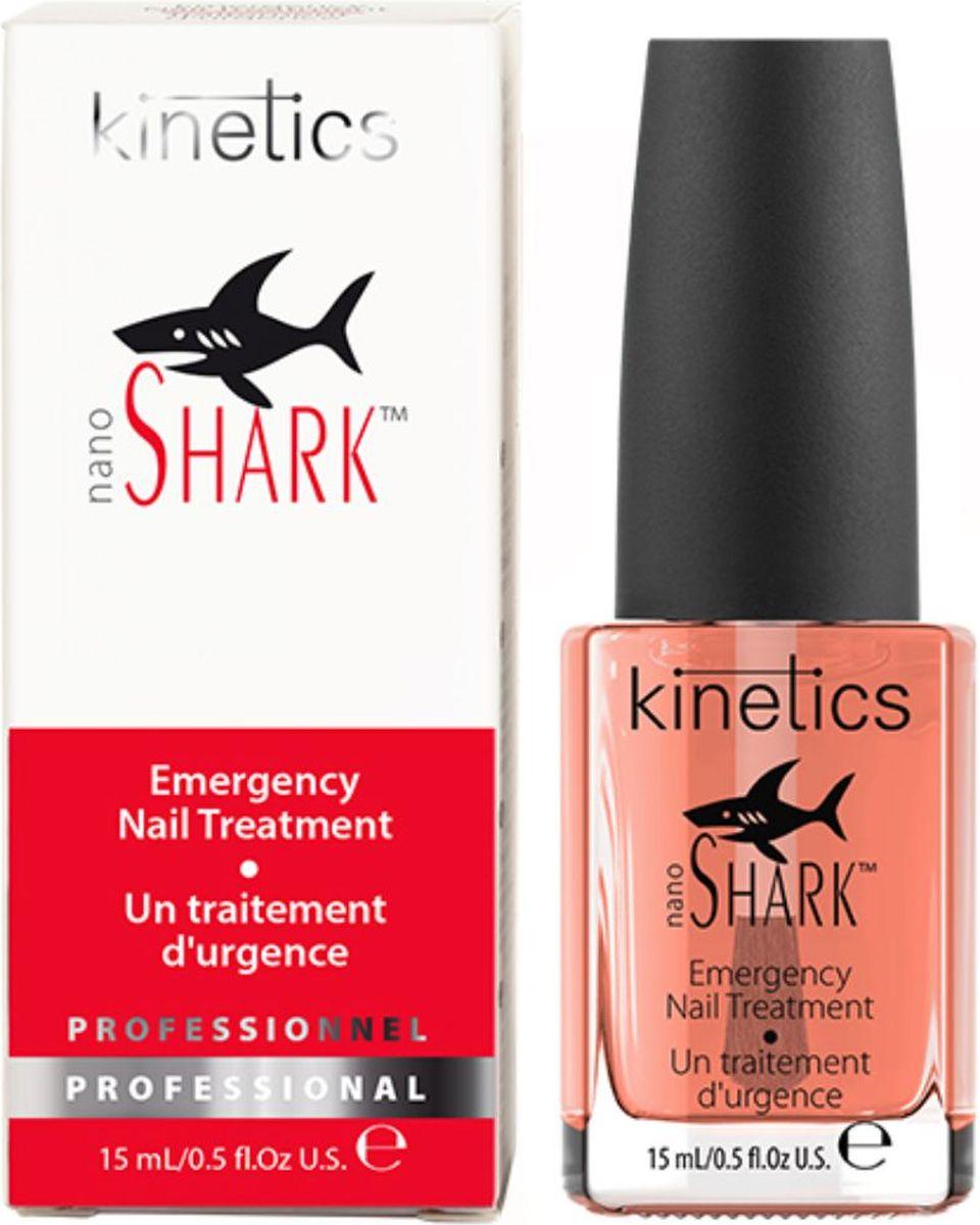 """Kinetics Ухаживающее и восстанавливающее средство для сильно поврежденных ногтей """"Emergency"""", 15 мл KTR04N"""