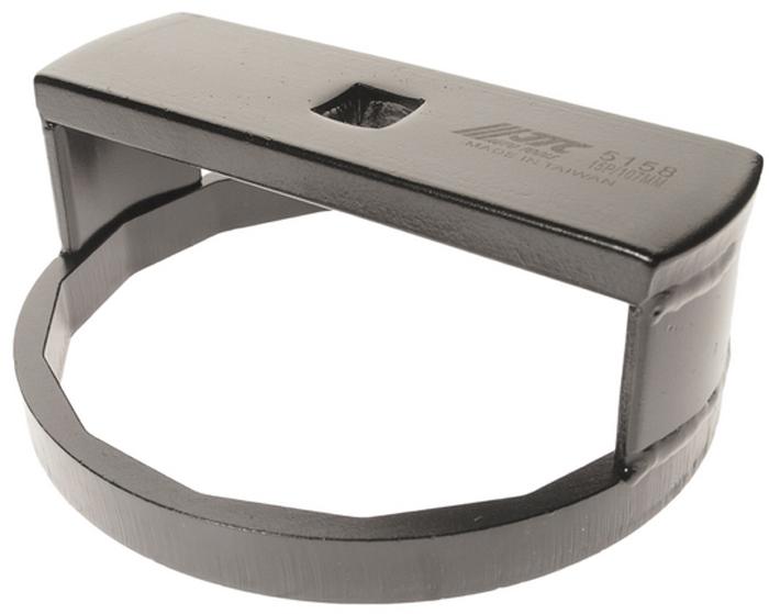 JTC Ключ для снятия масляного фильтра (VOLVO). JTC-5158 ключ для снятия масляного фильтра поворотный усиленный 73 85мм jtc 4246