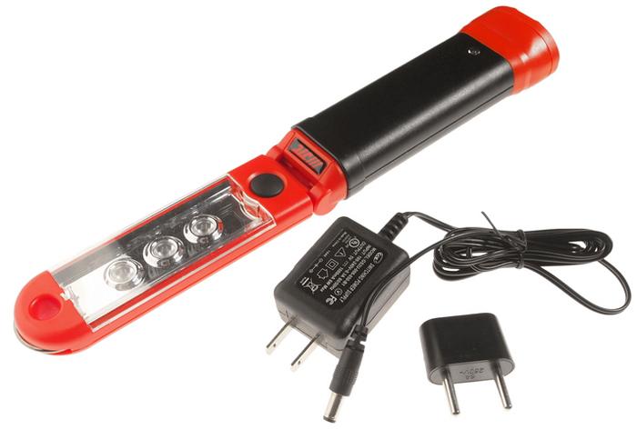JTC Лампа аккумуляторная переносная, с изменяемым углом наклона. JTC-5225JTC-5225С 3-мя светодиодами мощостью 3 Вт. Лампа: 1107(люкс)/ 80 см. В комплекте: 2 шт. батареи 3.7V с зарядным устройством 1000 мА. 4-5 часов время зарядки 7-8 часов работы.
