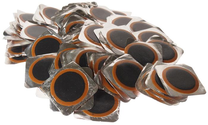 JTC Латки для камер, диаметр 32 мм, 100 шт. JTC-5307кн12-60авцМатериал: резина.Размер: Ø32Упаковка: 100 шт. (в одной упаковке)Количество в оптовой упаковке: 100 коробок.Габаритные размеры: 130/80/50 мм. (Д/Ш/В)Вес: 160 гр.