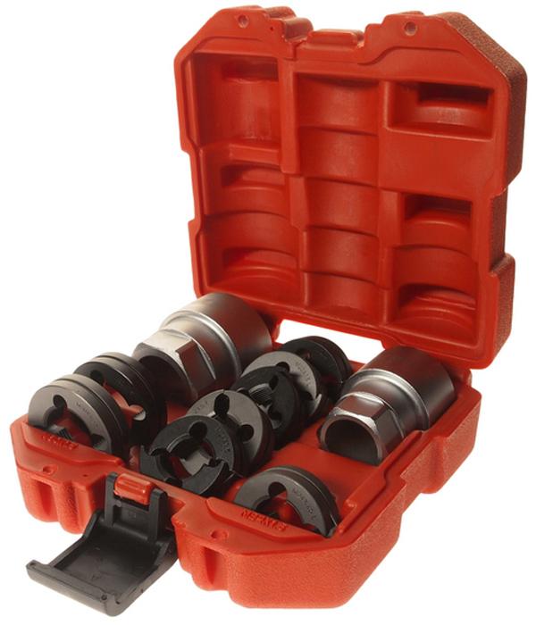 JTC Набор для восстановления резьбы шпилек колес для грузовых автомобилей. JTC-53362706 (ПО)Выполняет функцию JTC-5201.Диспользуется с гаечным ключом 32 или 41.С двумя специальными муфтами.
