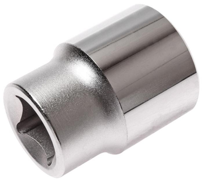 """JTC Головка торцевая 6-гранная 1/2 х 21 мм, длина 38 мм. JTC-43821JTC-438216 граней, метрический размер. Изготовлена из закаленной хром-ванадиевой стали. Размер: 1/2""""х21 мм. Длина: 38 мм. Количество в оптовой упаковке: 10 шт. и 200 шт. Габаритные размеры: 38/29/29 мм. (Д/Ш/В) Вес: 85 гр."""