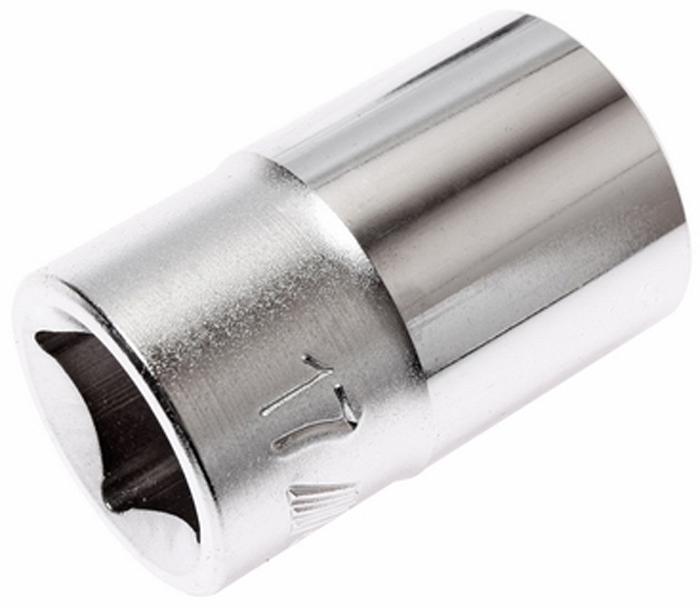 """JTC Головка торцевая 12-гранная 1/2 х 17 мм, длина 38 мм. JTC-439172706 (ПО)12 граней, метрический размер.Изготовлена из закаленной хром-ванадиевой стали.Размер: 1/2""""х17 мм. Длина: 38 мм.Количество в оптовой упаковке: 10 шт. и 200 шт.Габаритные размеры: 38/24/24 мм. (Д/Ш/В)Вес: 67 гр."""