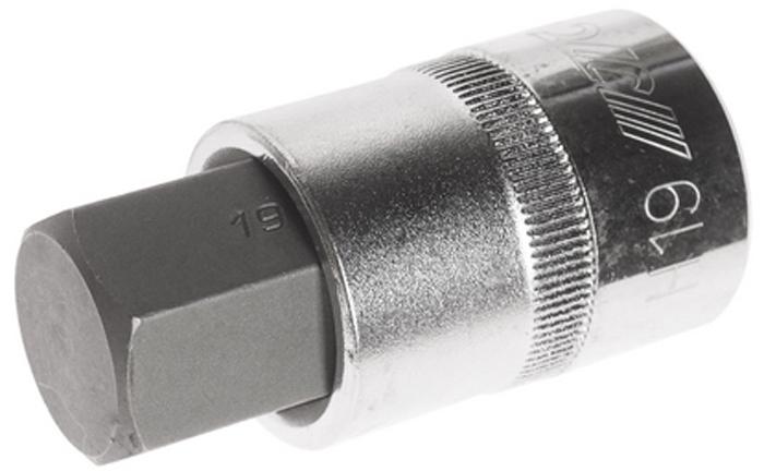 JTC Головка с насадкой HEX 1/2 х H19, длина 55 мм. JTC-456192706 (ПО)Размер: 1/2 х H19.Общая длина: 55 мм.Длина насадки: 17 мм.Изготовлена из закаленной хром-ванадиевой стали.Габаритные размеры: 60/30/30 мм. (Д/Ш/В)Вес: 170 гр.