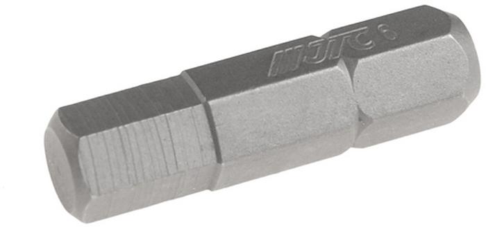 JTC Вставка 1/4DR 6-гранная 6x25 мм. JTC-1152506JTC-1152506Размер: 6 х 25 мм. Квадрат: 1/4 DR, 6-гранная. Материал: S2 сталь.