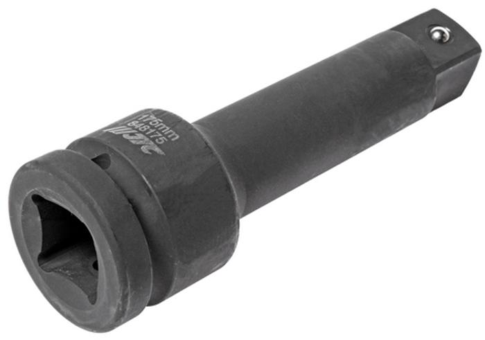 JTC Удлинитель ударный 1, длина 175 мм. JTC-8481755104Удлинитель-переходник ключа ударный JTCОписание Специальная конструкция с фиксирующим шариком. Размер: 1DR. Длина: 7/175 мм. Габаритные размеры: 200/90/80 мм. (Д/Ш/В) Вес: 1537 г.