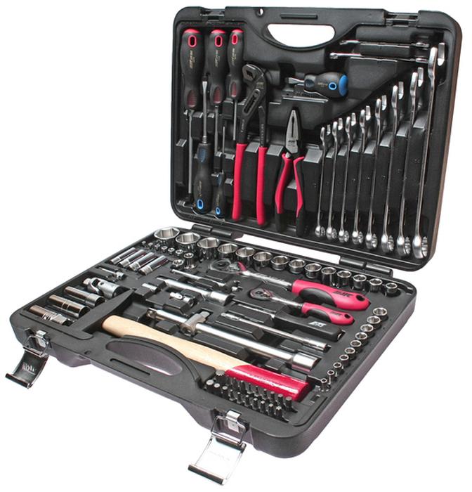 JTC Набор инструментов, 90 предметов. JTC-H090C  набор инструмента jtc h090c
