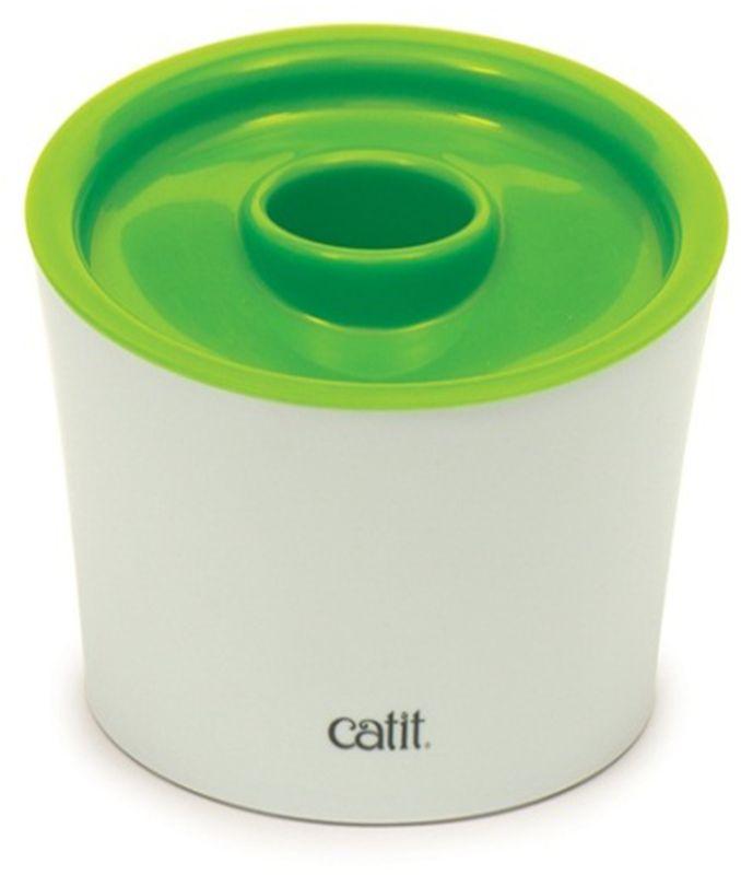 Кормушка Hagen Сatit Senses 2.0 для кошек0120710Компактный и продуманный дизайн Кормушки Catit Senses 2.0 сочетает в себе 3 функции:Лоток для влажного или сухого корма,Углубление для сухого корма,Контейнер для хранения корма,Кормушка Catit Senses 2.0 стимулирует питомца играть с едой, добывая его естественным способом из норок.Кошка сначала съест корм до которого легко добраться, а затем начнет доставать труднодоступный корм из углубленной емкости.