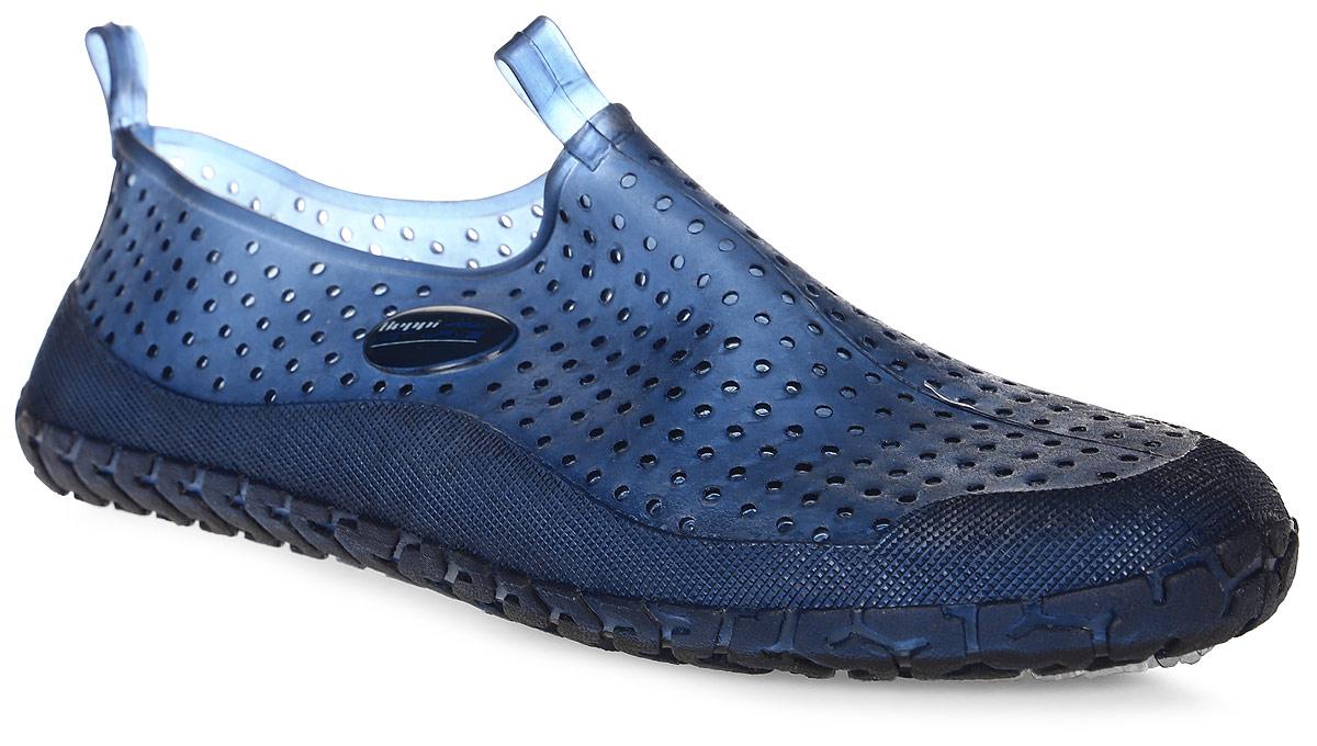 Обувь для кораллов Beppi, цвет: синий. 2155272. Размер 40332515-2800Легкая удобная акваобувь.